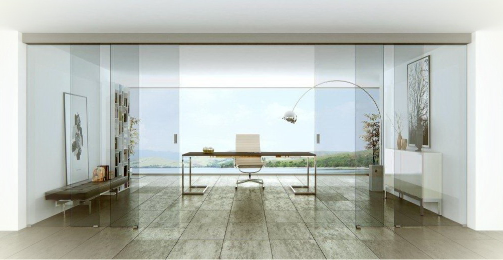 Sliding glass system