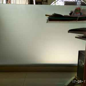матовое стекло фото