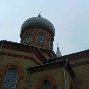 Лисичанск Николаевский храм