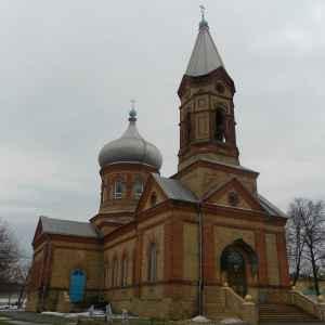 Церковь в Лисичанске