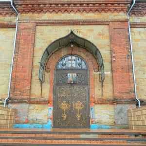 Николаевский храм